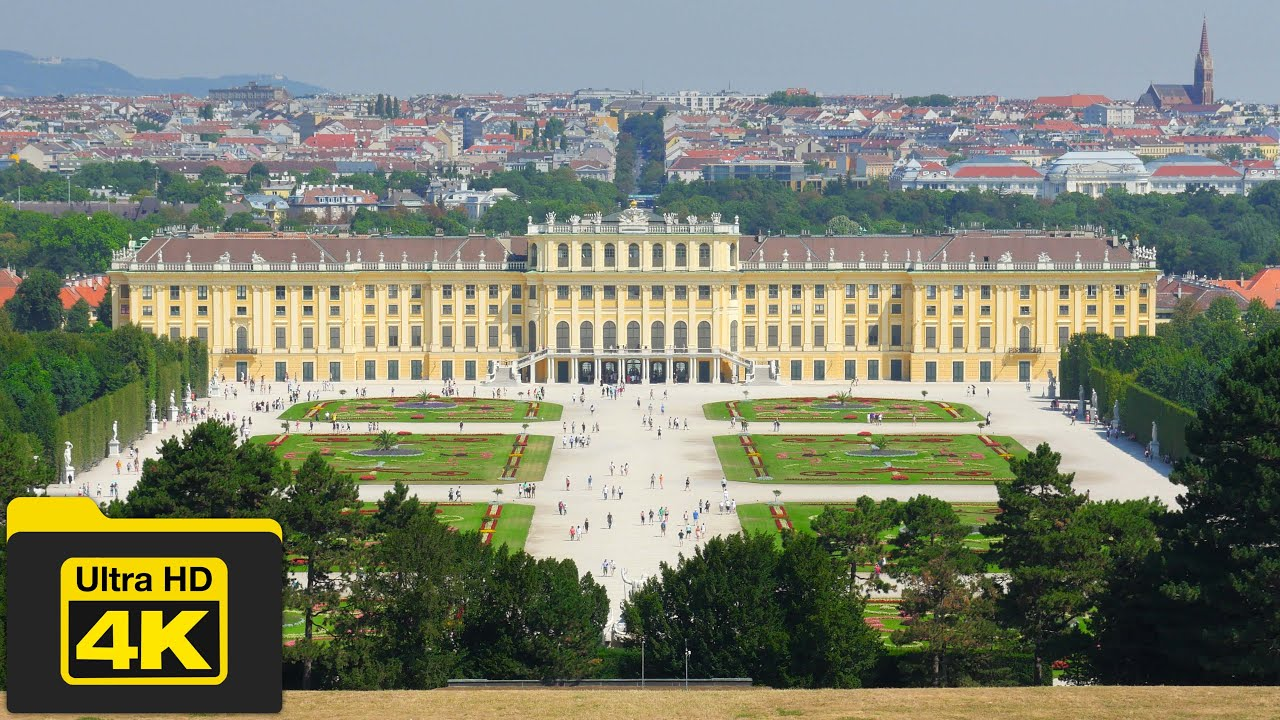 4K AUSTRIA, VIENNA TRAVEL GUIDE VIDEO, Best Places To Go, Top Attractions, Best Things To Do #1