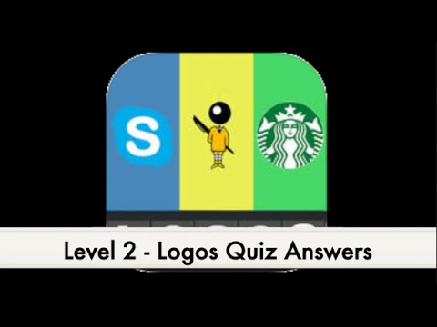 Level 2 | Logos Quiz Guess The Famous Brand Answers