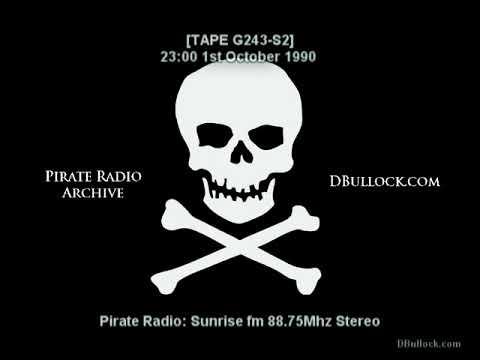 [G243-S2] Sunrise 88.75 ~ 01/10/1990 ~ London Pirate Radio