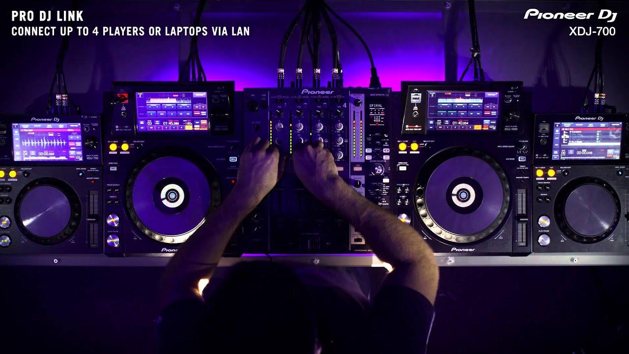 Pioneer DJ XDJ-700 Official Introduction