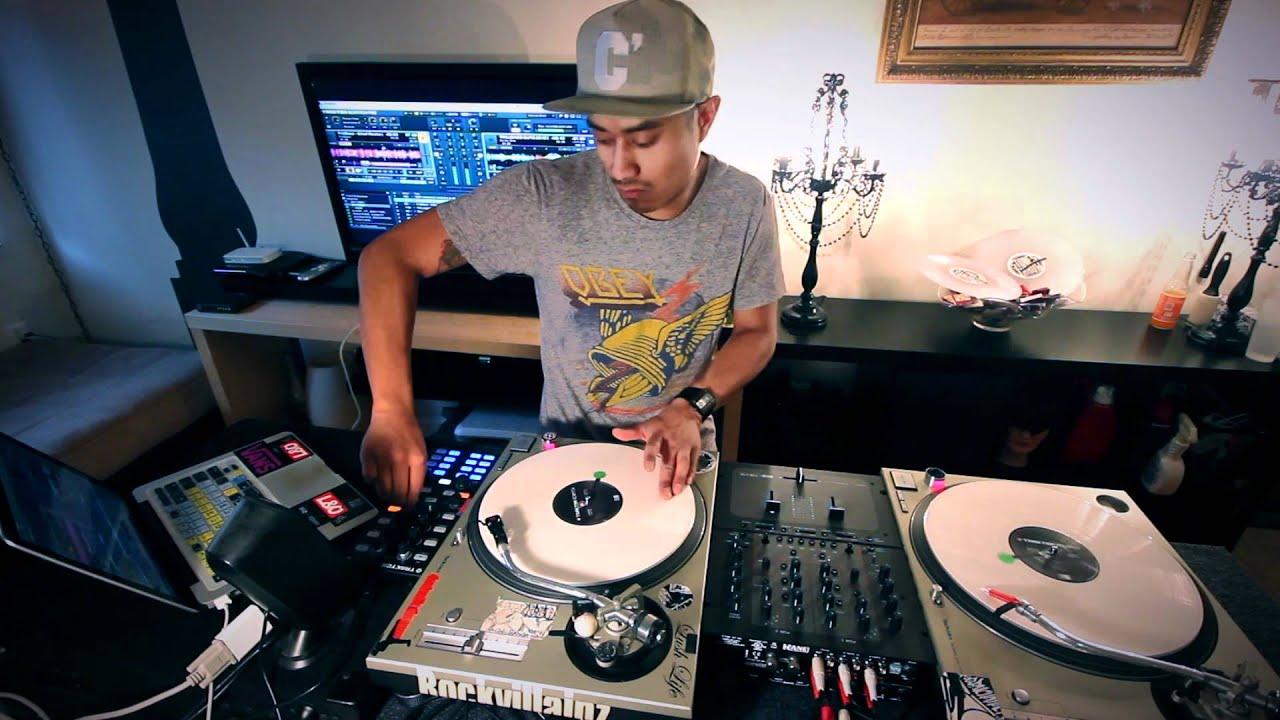 2012 DMC Online DJ Championship  DJ AsOne  Directors Cut  YouTube
