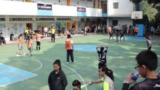 青協盃 赤誠體育U16B隊 VS 中華基督教會銘賢書院 (上