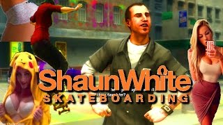 Trickining In Shaun White Skateboarding!?