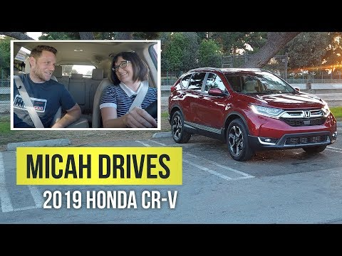 2019 Honda CR-V | Family Review