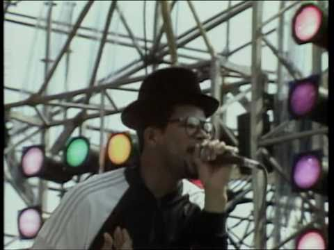 Run DMC ☮ King Of Rock (Highest Quality)