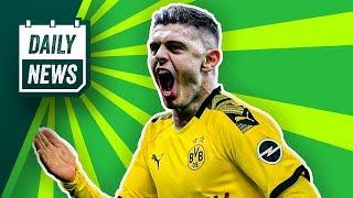 Milot Rashica zum BVB? Mino Raiola vs. Ole Gunnar Solskjaer! Neymar fit für die Champions League!