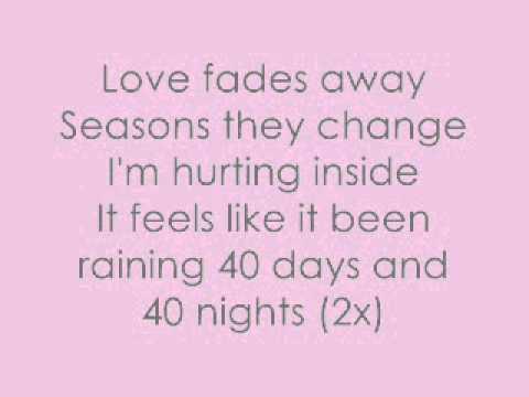 Sammie  40 Days & 40 Nights Lyrics
