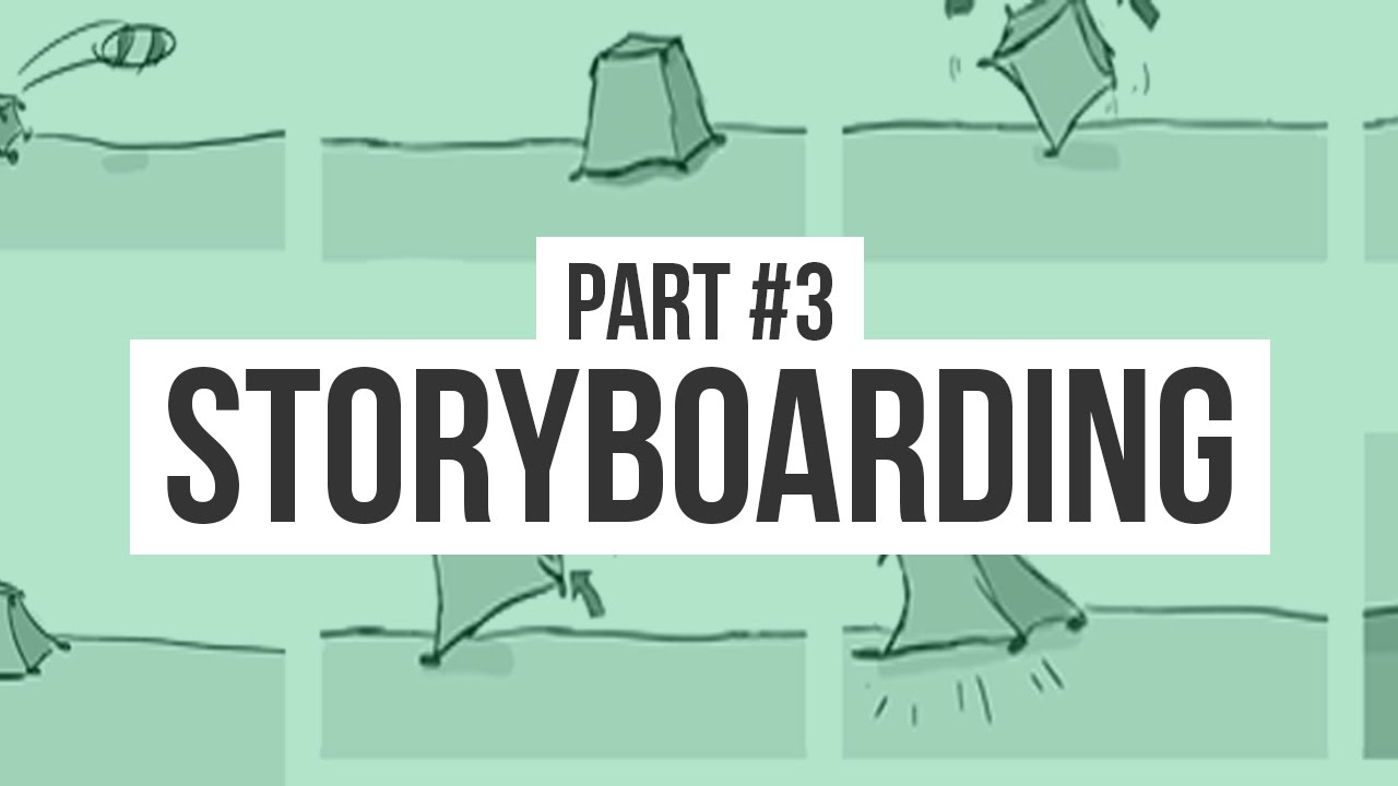 How To Storyboard: Making an Animated Movie (#3) - YouTube