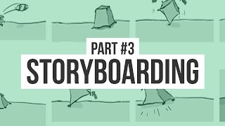 How To Storyboard: Making an Animated Movie (#3)