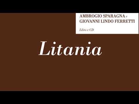 Giovanni Lindo Ferretti e Ambrogio Sparagna – Litania (Full Album)