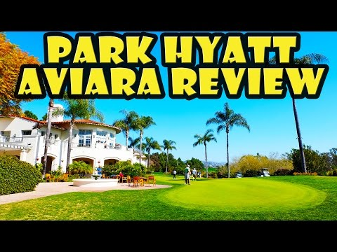Park Hyatt Aviara Resort Review