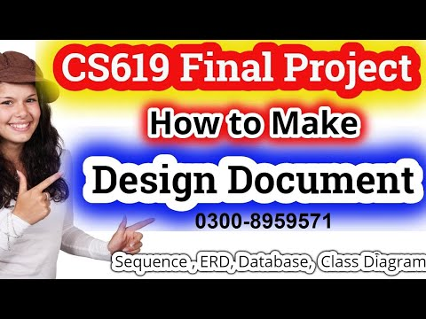 How To Make Design Document For Final Project CS YouTube - How to make a design document