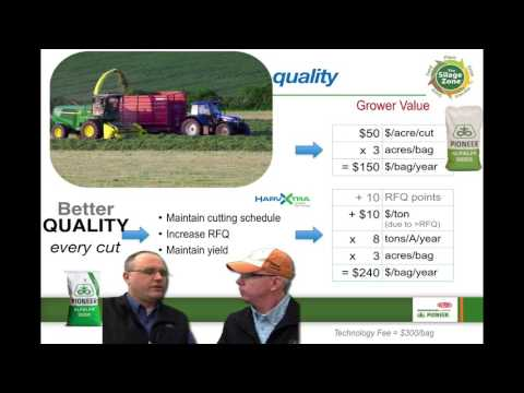Maximizing Haylage Quality & Tonnage with Pioneer