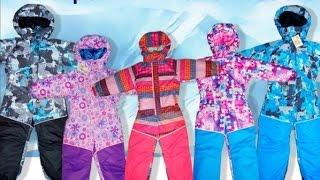 Детский зимний комбинезон от Интернет-магазина детской одежды