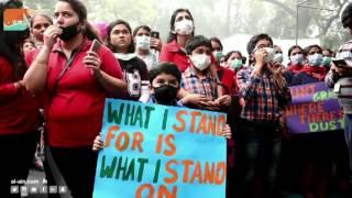 حول العالمفن و منوعات  احتجاجات واسعة في الهند بسبب التلوث