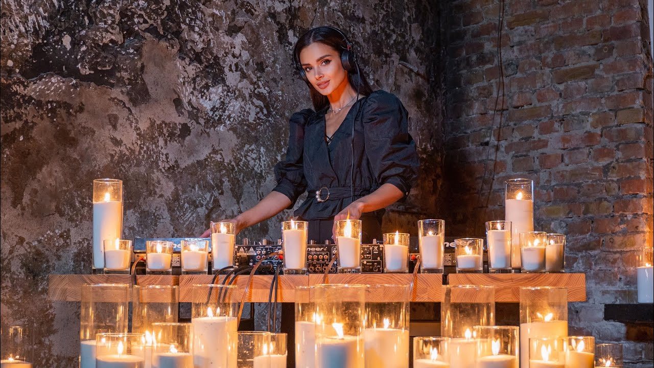 Korolova - Live @ Special location with Candles / Melodic Techno & Progressive House Mix
