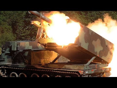 United States and South Korea conduct LIVE FIRE ROCKET DRILLS!