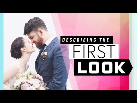 Why do a Wedding First Look? (HINT: It's not about the photos) // Wedding photography tips