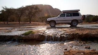 Source of the Okavango 4x4 Expedition. part-4