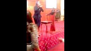 "Lady Janelka ""Lady J"" Turpin When God shows up Breakthroughs Happens at Harvest Church International"