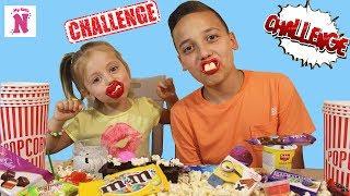 Ожидание vs Реальность ЧЕЛЛЕНДЖ Ищем сюрпризы в попкорне Challenge