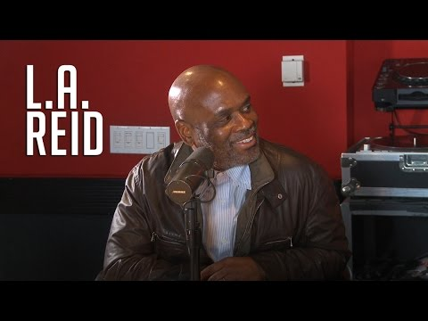 LA Reid Opens Up About Relationship With Pebbles + Giving Vanessa Williams Song Away