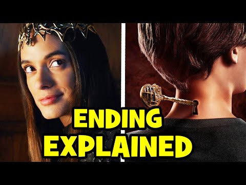 LOCKE AND KEY Twist Ending, Demons & Keys Explained + SEASON 2 Theories