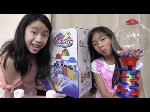 Pretend Play Snow Cone Pay With Paper Money