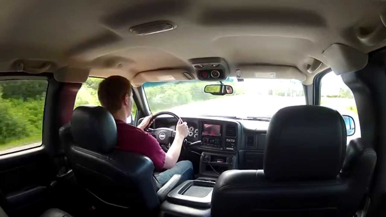 2003 Chevy Silverado SS Magnacharger MP122 Installed and Test Run ...