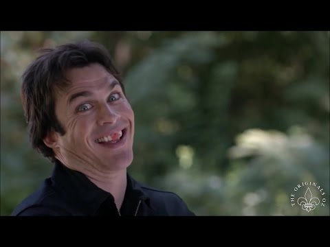 The Vampire Diaries Season 7 Bloopers (Gag Reel) {HD}