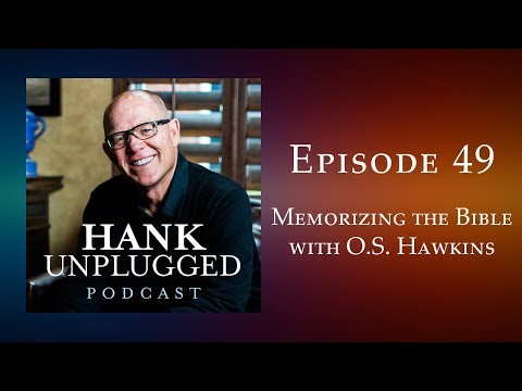 Memorizing the Bible with O. S. Hawkins