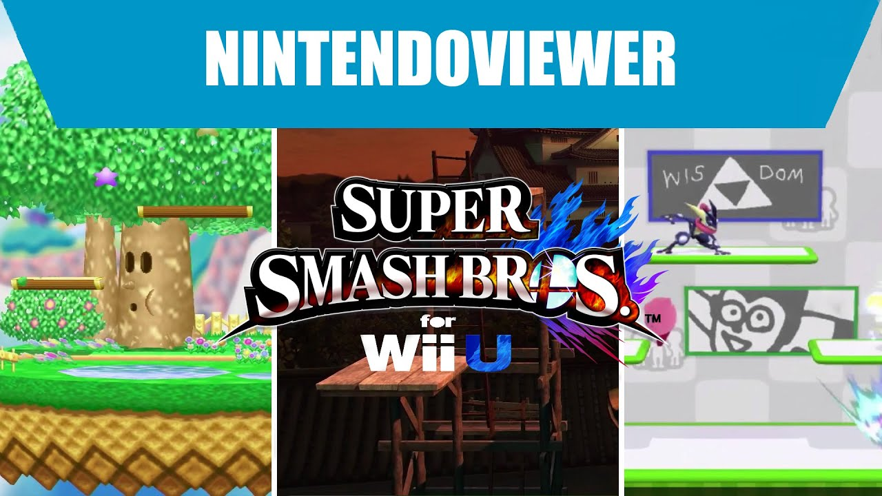 how to add extra stages to wii u
