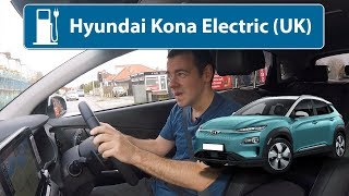 Hyundai Kona Electric - Wipes The Floor With The LEAF!
