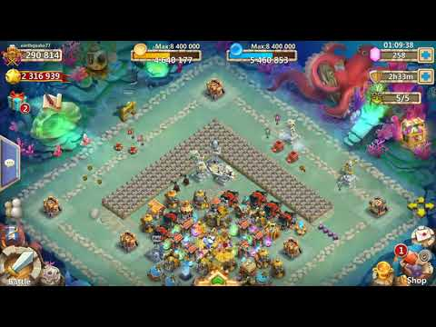 Castle Clash Update F Bomb Alert Purchase Rewards Collection WTH IGG!!