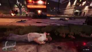 Grand Theft Auto V: Oh....Crap!