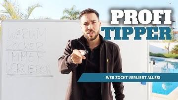 Vom TIPP ZOCKER zum PROFI - So geht's! (Fussball / Tipps / Sportwetten / Strategie)