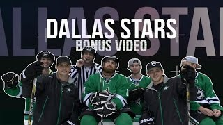DUDE PERFECT Dallas Stars Edition BONUS Video
