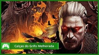 Como Pegar as Calças do Grifo Melhorada em The Witcher 3