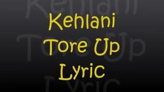kehlani---tore-up