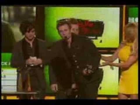 Billboard awards-Green Day