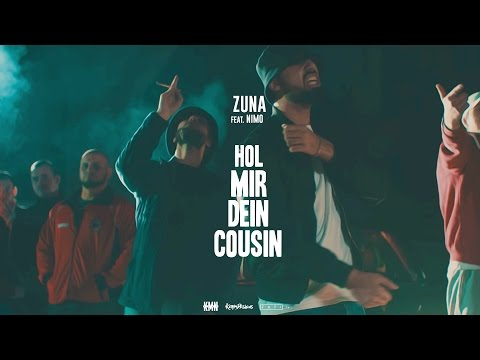 ZUNA feat. NIMO - HOL MIR DEIN COUSIN (Official 4K Video) from YouTube · Duration:  3 minutes 26 seconds