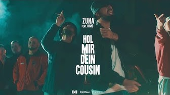 ZUNA feat. NIMO - HOL MIR DEIN COUSIN (Official 4K Video)