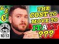 Move To Italy - How much does it cost?