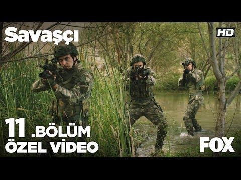 Kılıç Timi Kopuz Albay ve silah arkadaşlarına ulaşmaya çalışıyor! Savaşçı 11. Bölüm