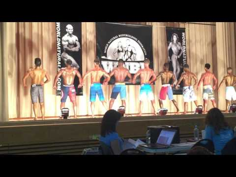 WNBF Hercules Men's Physique