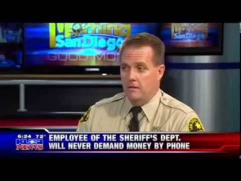 Jury Duty and Warrant Scams - San Diego County Sheriff's Department