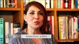 İç Mimarlık Mesleğini Nursema Öztürk Anlatıyor Harika Türkiye TRT Avaz