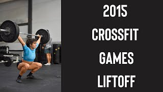 Lauren Fisher - CrossFit Games Liftoff First Place Overall with 508 reps