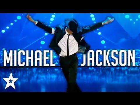 Best Michael Jackson Dancer on Romania's Got Talent   Got Talent Global