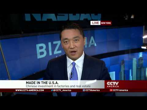 Benjamin Wey on Chinese Investment in the U-S